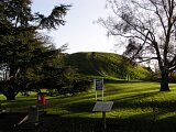 Castle Mound © Cambridge County Council. Click to open in a new window.